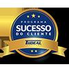 Selo Programa Sucesso do Cliente